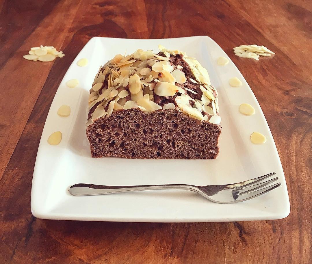 Schoko Mandel Kuchen Fitandsoulfood
