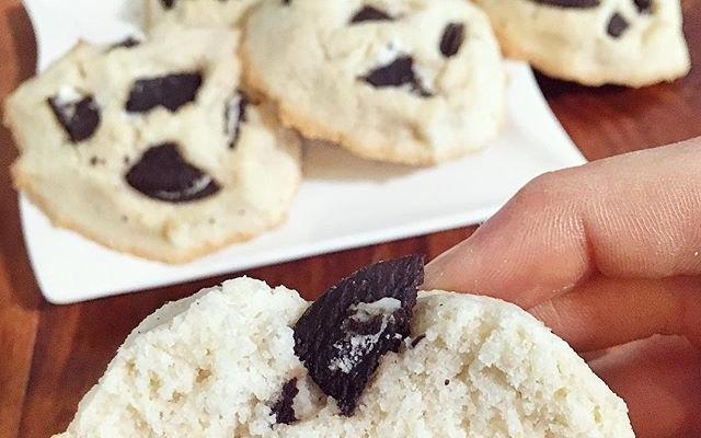 Kokosnuss Oreo Cookies