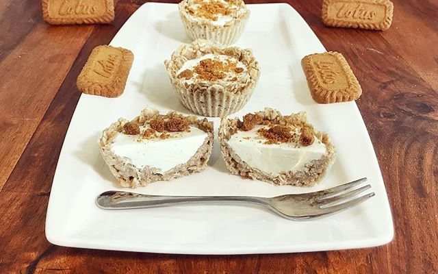 Lotus Biscoff Oat Cups