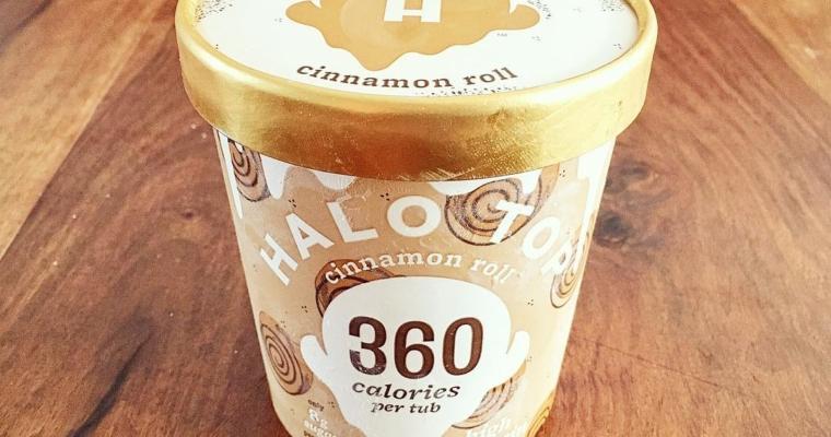halotopde Cinnamon Roll