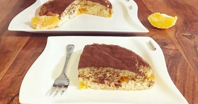 Kakao Mandarinen Kuchen